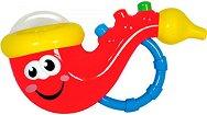 Саксофон - Детска музикална играчка -