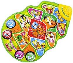 Музикално килимче - Елха - играчка