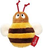 Пчеличка - Мека бебешка играчка с дрънкалка -