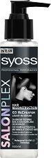 """Syoss SalonPlex Hair Reconstruction ReCreator Leave In Serum - Възстановяващ серум за увредена и третирана коса от серията """"SalonPlex"""" - фон дьо тен"""