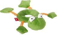 Жабка - Мека бебешка играчка - играчка
