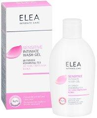 Еlea Intimate Care Sensitive Intimate Wash-Gel - Интимен измиващ гел за чувствителна кожа - сапун