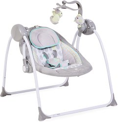 Бебешка люлка - Baby Swing+ -