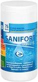 Бързоразтворим хлор на таблетки - Sanifort Tablets - Препарат за поддръжка на басейни