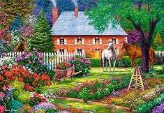 Прелестна градина - Чък Пинсън (Chuck Pinson) - пъзел