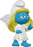 """Смърфиета - Ангел пазител - Фигура от серията """"Малки Смърфове"""" -"""