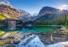 Езерото Охара, Канада - пъзел