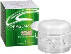 """Collagena Naturalis Anti-Age Complex Specific Care - Крем за лице за специфична грижа за суха кожа от серията """"Naturalis"""" - продукт"""