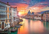 Венеция по залез слънце - пъзел
