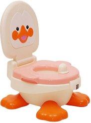 Детско гърне с капак - Duckling - продукт