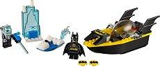 """Батман срещу Мистър Фрийз - Детски конструктор от серията """"LEGO Juniors"""" -"""