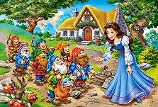 Снежанка и седемте джуджета - пъзел