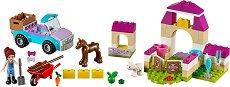 """Фермата на Миа - Детски конструктор от серията """"LEGO Juniors"""" -"""