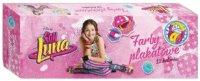 Темперни бои - Soy Luna - Комплект от 12 цвята x 20 ml