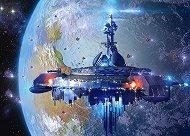 Извънземен космически кораб -