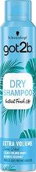 """Got2b Fresh It Up Dry Shampoo Volume - Сух шампоан за обем с аромат на тропически бриз от серията """"Fresh It Up"""" - балсам"""