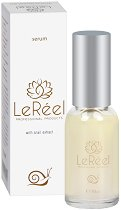 LeReel Serum with Snail Extract - Серум за лице с екстракт от охлюви - сапун