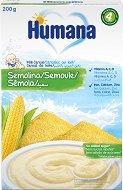 Инстантна млечна каша - Царевичен грис - Опаковка от 200 g за бебета над 4 месеца - продукт