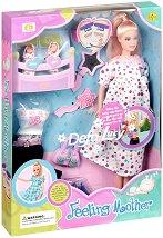 """Кукла Луси с бебета - От серията """"Defa Lucy"""" -"""