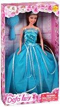 """Кукла Луси - Принцеса в бална рокля - От серията """"Defa Lucy"""" - кукла"""