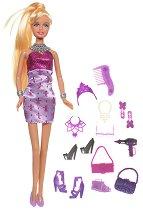 Кукла Луси с модни аксесоари - раница