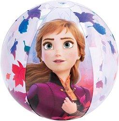 Надуваема топка - Замръзналото кралство - детски аксесоар