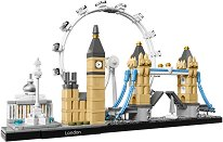 """Лондон - Детски конструктор от серията """"LEGO Architecture"""" -"""