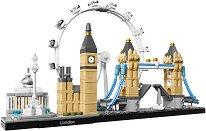 """Лондон - Детски конструктор от серията """"LEGO Architecture"""" - продукт"""