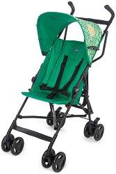 Лятна бебешка количка - Snappy - С 4 колела -