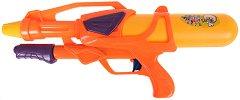 Воден пистолет с помпа - Детска играчка - детски аксесоар