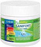 Мултифункционални таблетки 3 в 1 - Sanifort Combi 20 g - Комбиниран препарат за поддръжка на басейни