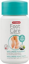 Titania Foot Care Wellness Foot Bath - шампоан