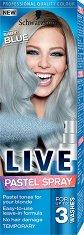 Schwarzkopf Live Pastel Spray - Цветен пастелен спрей за коса - пудра