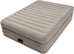 Надуваемо легло с вградена помпа - Prime - Размери - 152 / 203 / 51 cm