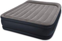 Надуваемо легло с вградена помпа - Deluxe Pillow Raised Bed - Размери - 152 / 203 / 42 cm