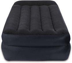 Надуваемо легло с вградена помпа - Pillow Rest - Размери - 99 / 191 / 42 cm