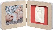 """Рамка за снимка и отпечатък - My Baby Touch Scandinavian - От серия """"Wooden"""" -"""