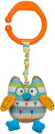 Бухалче - Мека играчка с вибрация за детска количка или легло -