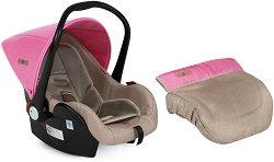 Бебешко кошче за кола - Lifesaver 2017 - За бебета от 0 месеца до 13 kg - столче за кола