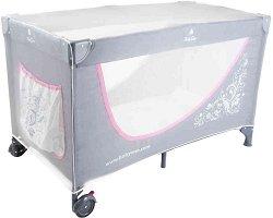 Мрежа против комари - Аксесоар за бебешки кошари и сгъваеми легла -