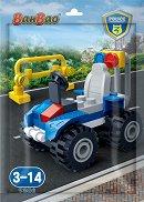 Полицейско бъги - играчка