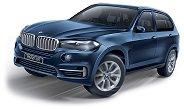 Кола - BMW X5 - Детски конструктор с pull-back механизъм -