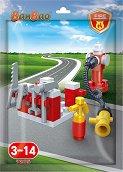 Пожарникарски инструменти - играчка