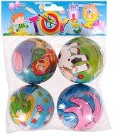Топки - Комплект от 4 броя - играчка