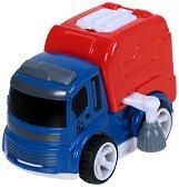 Камион за метене - Детска играчка - играчка