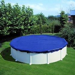 Покривало за кръгъл басейн с размер ∅ 640 cm - продукт
