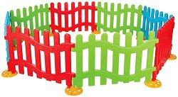 Сглобяема ограда за детски кът - играчка