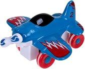 Самолетче - Метална играчка -
