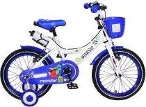 "Moni Monster - Детски велосипед 16"" -"