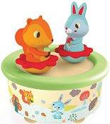 Музикална кутия - Приятели - детски аксесоар